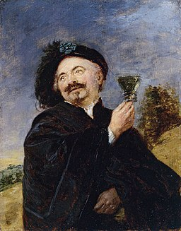 Brouwer, A Drinker