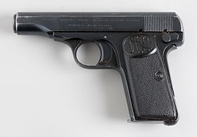 Image illustrative de l'article Browning M1910