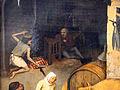 Bruegel il vecchio, proverbi fiamminghi, 1559, 05.JPG