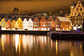 Bryggen the German Wharf in Bergen.jpg