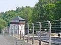 Buchenwald - Drahtzahn und Wachturm (Barbed Wire and Watch Tower) - geo.hlipp.de - 40211.jpg
