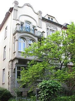 Rudolf Koch's house in Buchrain