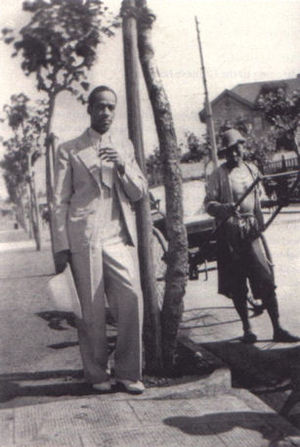 Buck Clayton - Clayton in Shanghai around 1934