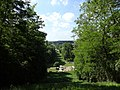 Buckow (Märkische Schweiz) Blick Schlossberg in Park.JPG