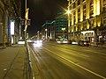 Budapešť, Belváros, Kossuth Lájos út.JPG