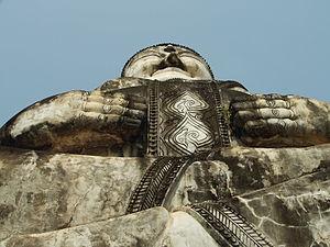Sala Keoku - Image: Buddha North Thailand