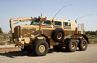 Force Protection Buffalo (MRAP, kategoria III)