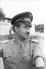 Adolf Galland w 1943