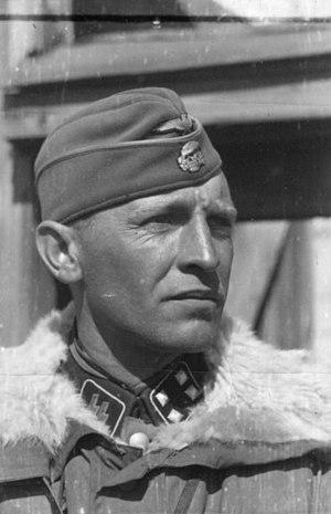 Sylvester Stadler - Image: Bundesarchiv Bild 101III Zschaeckel 192 24A, Russland, Sylvester Stadler