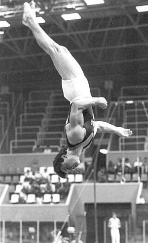 Ulf Hoffmann - Ulf Hoffmann in 1985