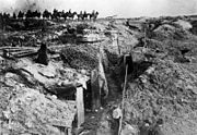 Bundesarchiv Bild 183-R29407, Westfront, Stellungskrieg