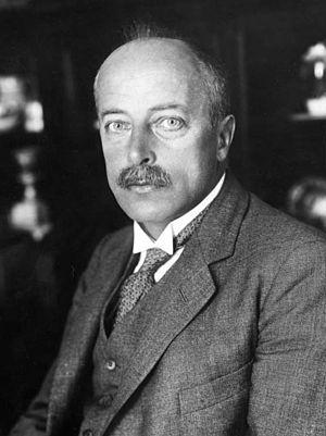 Max von Laue - Laue in 1929