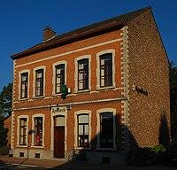 Bunsbeek - herenwoning, dubbelhuis