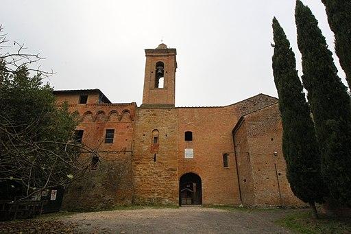 Buonconvento, Chiesa di Sant'Innocenzo a Piana (Pieve di Piana)