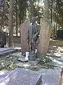 Burial of Ziya Bunyadov at Alley of Honor (Azerbaijan).jpg