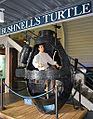 Bushnell Turtle model US Navy Submarine Museum.jpg