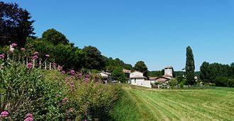 Bussac, Dordogne - Image: Bussac 3