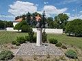 Bust of Sigismund, Holy Roman Emperor by Attila Bobály, Kossuth Square, 2017 Hatvan.jpg