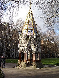 Buxton Memorial Fountain january 2006.jpg