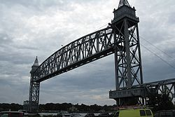 Buzzards Bay Railroad Bridge