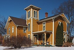 Byron Howes House 2015.jpg
