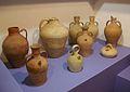 Càntirs al museu etnològic de Castelló de la Plana.JPG