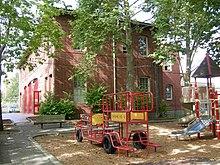 Image Result For Firehouse Building University
