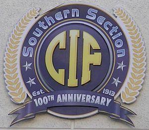 CIF Southern Section - CIFSS 100th Anniversary Logo