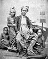 COLLECTIE TROPENMUSEUM Portret van de vorst van Buleleng Gusti Jilantik. TMnr 60004264.jpg