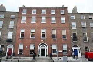 Catholic University School - 17 Harcourt Street, the original location of the school