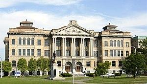 Central Technical High School - Image: CTHS Syracuse