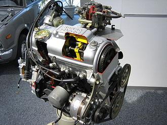 CVCC - A CVCC engine for Honda Civic