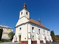 CZE Petrovice u Karviné Kostel sv. Martina 2.jpg