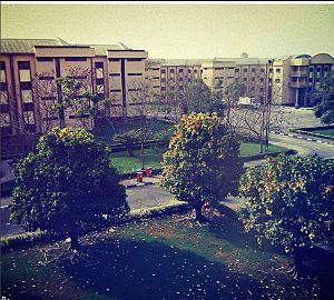 Covenant University - Male Halls of Residence