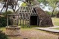 Cabaña del Centro de Interpretación, Parque de Doñana, España, 2015-12-07, DD 15.JPG
