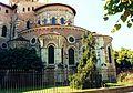 Cabecera oriental de la basílica de san Sernín..jpg