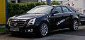 Cadillac CTS Sport Wagon 3.6 V6 AWD Sport Luxury (II) – Frontansicht, 18. Juni 2012, Düsseldorf.jpg