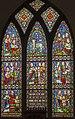 Caistor, Ss Peter & Paul church window (26354337773).jpg