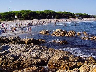 Orosei - Image: Cala Liberotto, Orosei, Sardinia, Italy