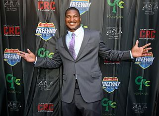 Calais Campbell American football player