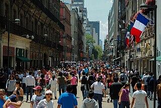 Cuauhtémoc, Mexico City one of 16 boroughs of Mexico City