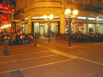 Calle San Mart%C3%ADn%2C Santa Fe%2C Argentina