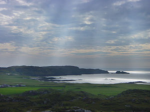 Bay at the Back of the Ocean - Camas Cuil an t-Saimh, Iona (2005-09-06)