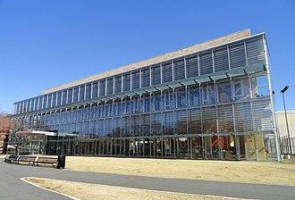 Cambridge Public Library - Main branch expansion building, 2011