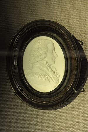 Alexander Abercromby, Lord Abercromby - Cameo of Lord Alexander Abercromby, 1791, Scottish National Portrait Gallery