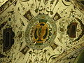 Camera verde, soffitto grottesche di ridolfo del Ghirlandaio.JPG