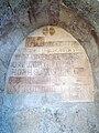Camogli-chiesa san nicolò di Capodimonte-portale affresco sx.jpg
