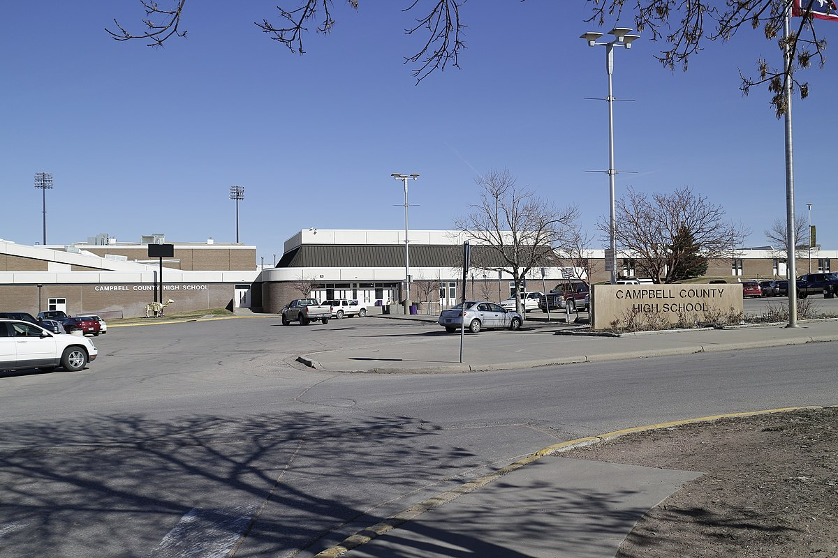 Campbell County High School (Wyoming) - Wikipedia