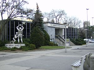 Jackson Street (Hamilton, Ontario) - The Canadian Football Hall of Fame