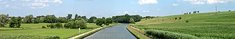 Lupstein - Image: Canal near Lupstein